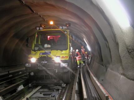 La Dressina remolcaria el metro en caso de ser necesario sin necesidad de electricidad