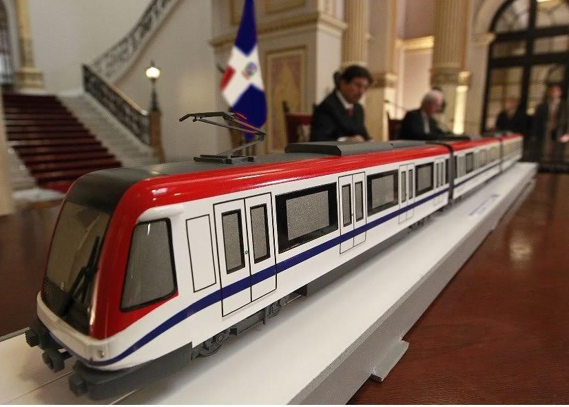 Presidente danilo medina participar este jueves en primer Metro santo domingo madrid