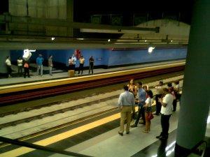 Estación de la Lincoln con Kenedy. -Foto de Kelvin Castillo