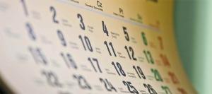 El cambio se debe a que el 30 de marzo es Sábado Santo