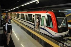 Metro de Santo Domingo Linea 2(Imagen de periódico El Día)