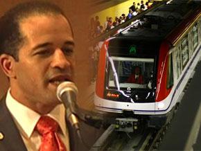 El Alcalde de Santo Domingo Este, Juan de los Santos. Imagen: Google Imagenes