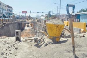 Nuevo frente. En este punto será colocada una tuneladora que trabajará de Este a Oeste en las excavaciones para agilizar la construcción de la segunda línea del Metro.