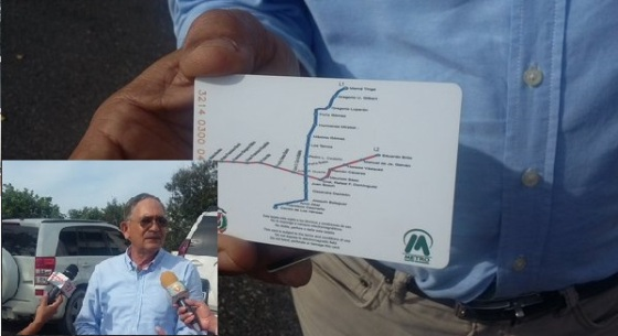 nueva tarjeta metro 2016